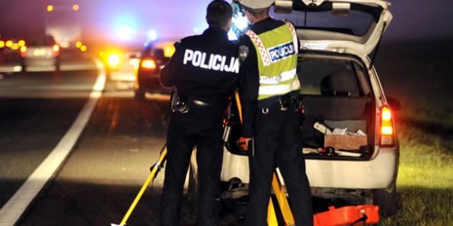 Ove godine dvije poginule osobe na prometnicama Općine Sveta Nedelja