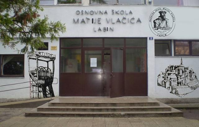Osnovna škola Matije Vlačića uskoro s novom fasadom