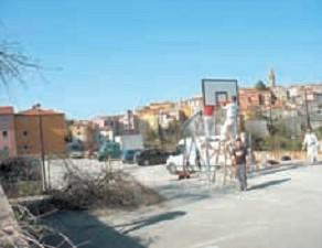 SD Albona osvježilo sportsko igralište u Starom gradu