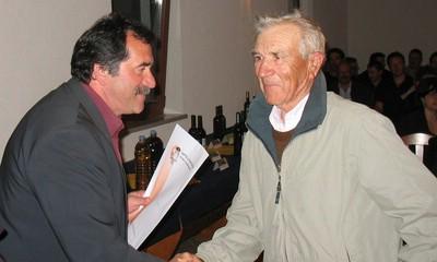 Tečaj u Kukurinima: I s 86 godina u školu za vinara i maslinara