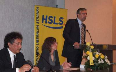 Klaudijo Lazarić tajnik HSLS-a Istre