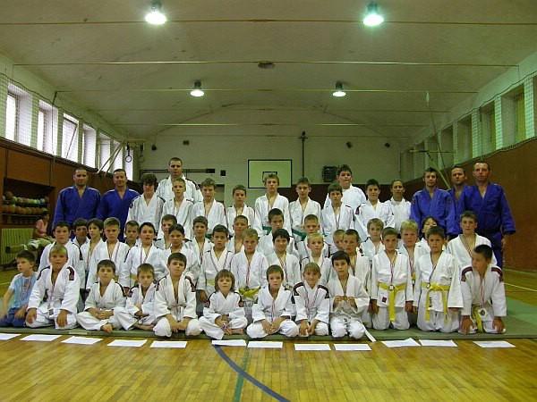 Četrdeset i pet labinskih judaš(ic)a na natjecanju Ippon Rovinj 2010