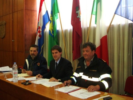 Održana koordinacija Stožera zaštite i spašavanja Grada Labina i općina Labinšćine