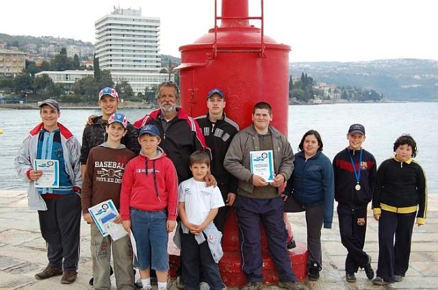 Sportski ribolov: Vanja Šehić drugi  na natjecanju Uskršnje Jaje 2010