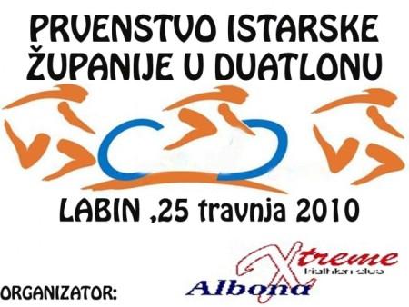 Prijave za Prvenstvo Istarske županije u sprint duatlonu