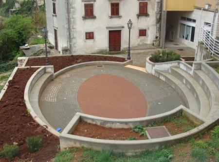 """Labin: Oblikovanje mediteranskog """"amfiteatra"""""""