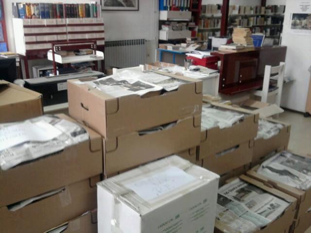 Gradska knjižnica zatvorena do svibnja