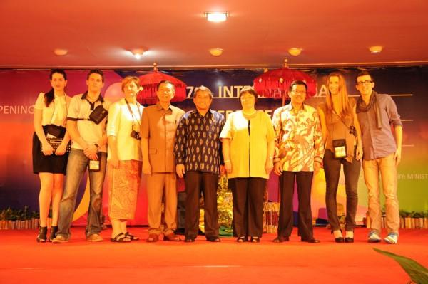 Mario Gigović pobjednik znanstvenog kviza na 17. međunarodnoj konferenciji mladih znanstvenika u Indoneziji