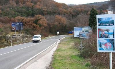 OBAVIJEST: Utrka zatvara cestu Labin - Rabac