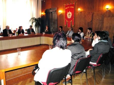 Labin posjetili učitelji iz Baje (Mađarska)