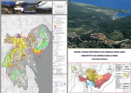 Prethodna rasprava za Izmjenu i dopunu Prostornog plana uređenja Grada Labina i Urbanističkog plana uređenja naselja Rabac (dokumenti)