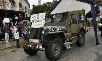 Histria classic rally: oltimeri prošli i kroz Labinštinu