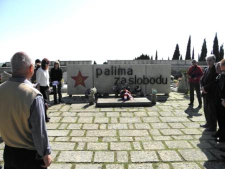 Obilježena 65. obljetnica oslobođenja Labinštine