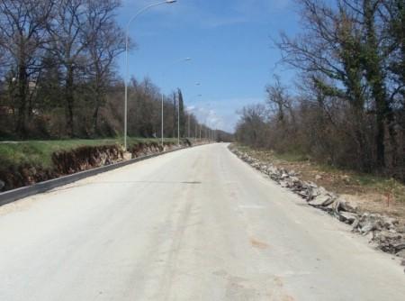 Labin: Državna cesta D66 zatvorena će bit do lipnja, a Labin - Štrmac do 30. travnja (Audio)