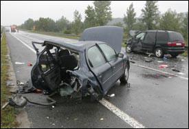 Raša: u prometnoj nesreći Rapčanka teže ozljeđena