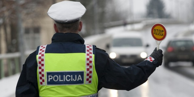 """Obavijest: Za """"1. svibnj"""" pojačana kontrola prometa na istarskim cestama"""