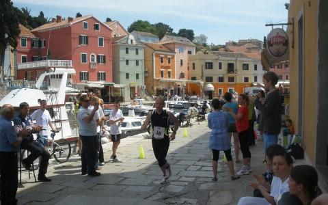 Sandi Milohanić deveti na 2. Lošinjskom polumaratonu