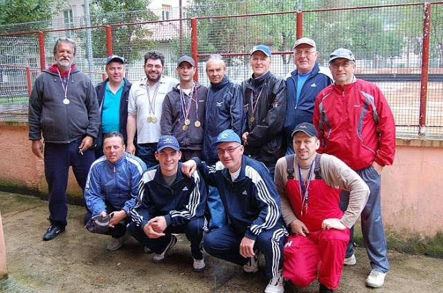 Održano klupsko natjecanje raških Galebova za seniore i juniore U-21