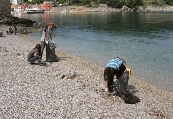 Poziv: Akcija čišćenja plaže na Trgetu