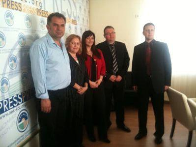 Labinsko trgovačko društvo Systec  poslovnoj posjeti Prištini