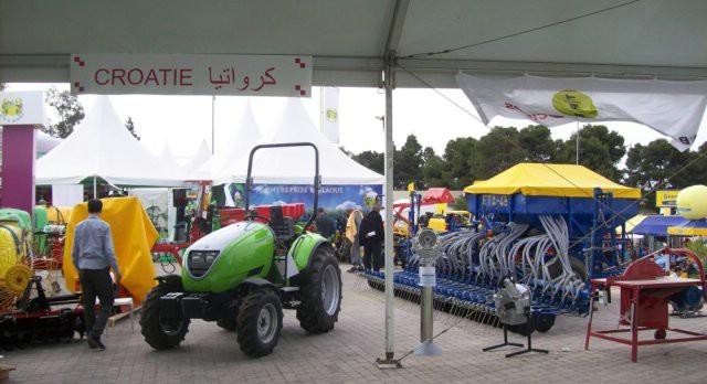 Labinprogres TPS prodao svoje proizvode na 5. Međunarodnom sajmu poljoprivredne mehanizacije u Maroku