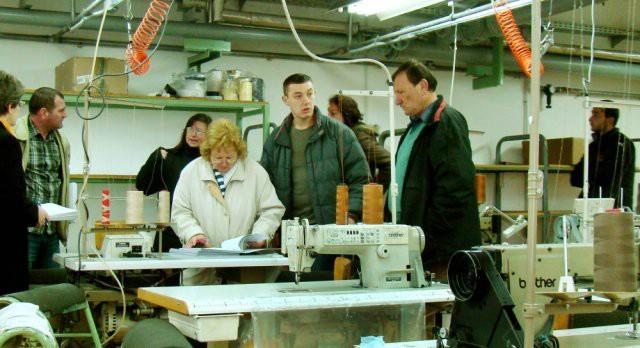Godinu dana poslije otkaza 130 radnika u EC-COMM-u - Za neisplaćenu plaću radnicima iz 2008. sud prodaje strojeve