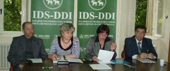 """IDS:""""Neophodan je dovršetak projekata u gospodarskoj zoni Vinež!"""" (Audio)"""
