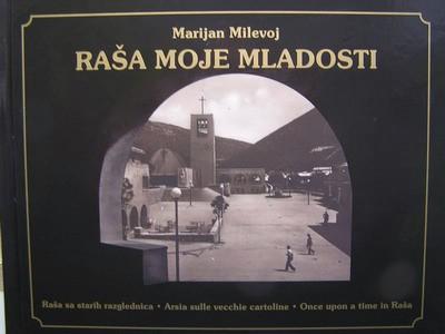 Večeras promocija knjige Raša moje mladosti M. Milevoja