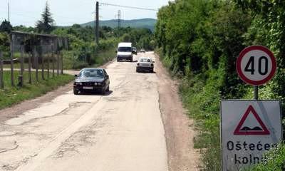 Labin: Uskoro obnova ceste prema Vinežu