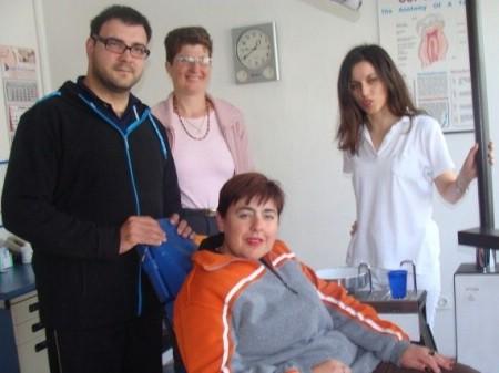 Stomatološki pregled za polaznike labinskog Centra za inkluziju