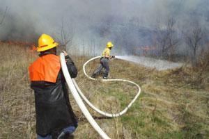 Zabranjeno paljenje vatre od 1. lipnja do 31. listopada  na otvorenom prostoru