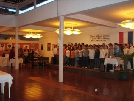 Mladi hrvatski astronomi na Državnom natjecanju u Labinu