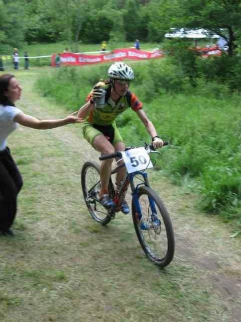 Andrea Kiršić i Robi Šujević opet najbolji na brdsko biciklističkoj utrci 9. XC Podbadanj 2010