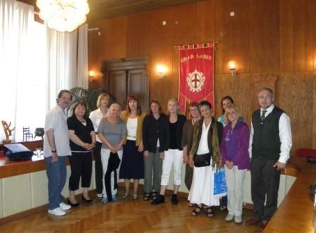 Profesori iz Leverkusena u posjeti Labinu