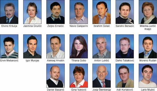 Jasmina Gruičić i Željko Ernečić potpredsjednici gradske organizacije SDP-a