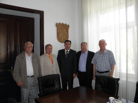 Radni sastanak gradonačelnika sa predstavnicima bošnjačke nacionalne manjine