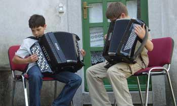 Labin: starogradska jezgra se u petak stopila s ritmom harmonike