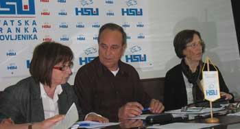 Alda Miletić na čelu labinskog HSU-a, Klaudio Korva istupio iz stranke