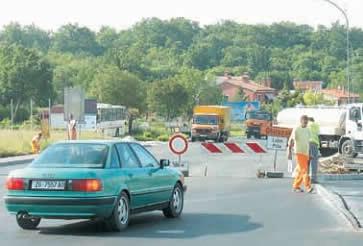 """Rekonstrukcija prometnica po """"Labinjonski"""": Idućeg tjedna napokon kroz Dubrovu"""