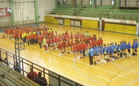 Labin domaćin prvenstva Hrvatske u rukometu za djevojčice