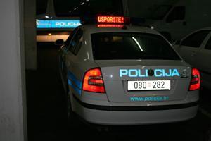 Najava prometne akcije na području PU istarske