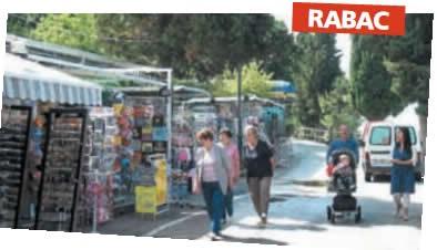 Turistička potrošnja u Rapcu: umjesto ribe - pomfrit i polpete