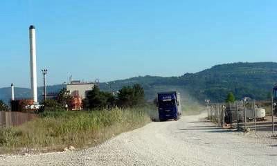 Poduzetnička zona Pićan na čekanju: Zbog Rockwoolove ceste suspendiran UPU
