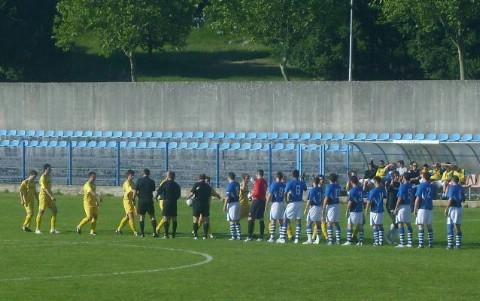 Nogomet: Nedešćani ispustili priliku osvojiti Kup Istre