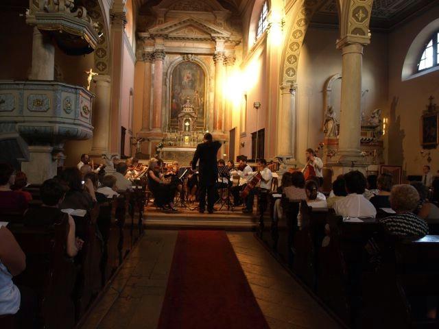 Velik odaziv završnom koncertu učenika OGŠ Matka Brajše Rašana i gostiju iz Češke