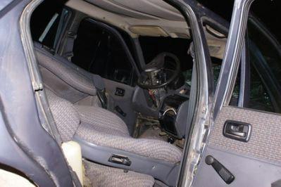 U izljetanju vozila kod Labina jedna osoba lakše ozlijeđena