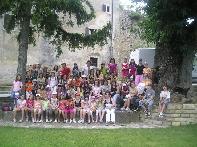 """NEDEŠĆINA: Nagradni izlet sudionika dječjeg festivala """"Labinski kanat 2010"""""""