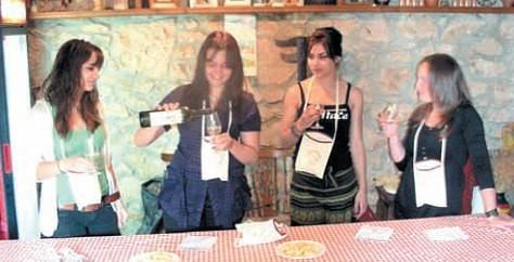 Smotra vina istočne Istre - Skitača 2010: Najbolji merlot Oriane Načinović i malvazija Aleksa Milevoja
