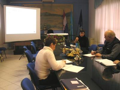 Održano predavanje o otvaranju reciklažnog  dvorišta u Raši