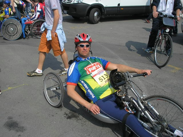 Dejan Nišandžić nakon nekoliko humanitarnih akcia dobio handbike